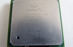 INTEL Pentium 4 / SL59V / 1.5GHz