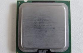 INTEL Pentium D / 805 / 2.66GHz