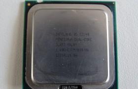 INTEL Pentium Dual-Core / E2140 / 1.6GHz