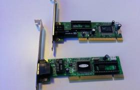 Carte réseau PCI 100 Mbs