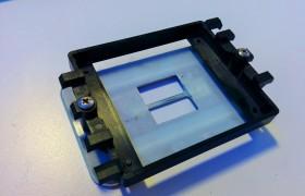 Support ventilrad Socket AM2