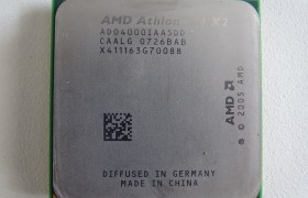 AMD Athlon 64 X2 / 4000+ / 2.1GHz
