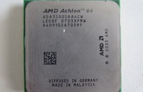 AMD Athlon 64 / 3500+ / 2.2GHz