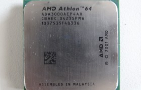 AMD Athlon 64 / 3000+ / 2GHz