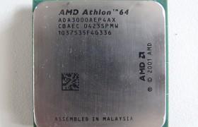 AMD Athlon 64 / 3000+ / 2GHz