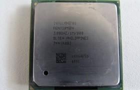 INTEL Pentium 4 / 530-530J / 3GHz
