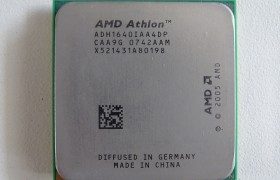 AMD Athlon 64 / LE-1640 / 2.6GHz
