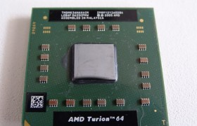 AMD Mobile Turion 64 / MK-36 / 2GHz