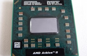 AMD Athlon II Dual-Core Mobile / M320 / 2.1GHz