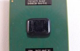 INTEL Mobile Pentium III-M / 866MHz