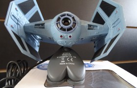 Webcam Star Wars / Vaisseau - Darth Vader / Tie Fighter