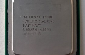 INTEL Pentium Dual-Core / E2180 / 2GHz
